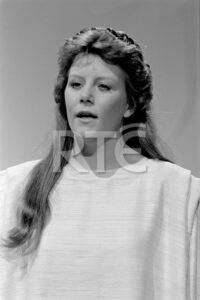 Irish soprano Mary Hegarty in 'Messiah' (1985)