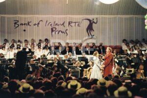Bank of Ireland/RTÉ Proms production of La Bohème (1993)